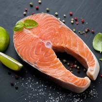 免運組【大西洋智利鮭魚中切】330G/片/6入/一組